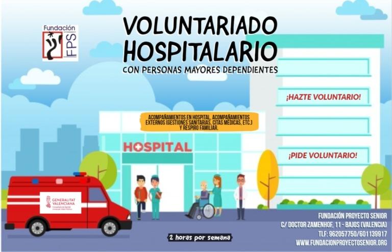 Voluntariado hospitalario 1R